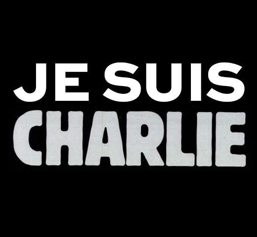 Je Suis Charlie, by artist Joachim Roncin